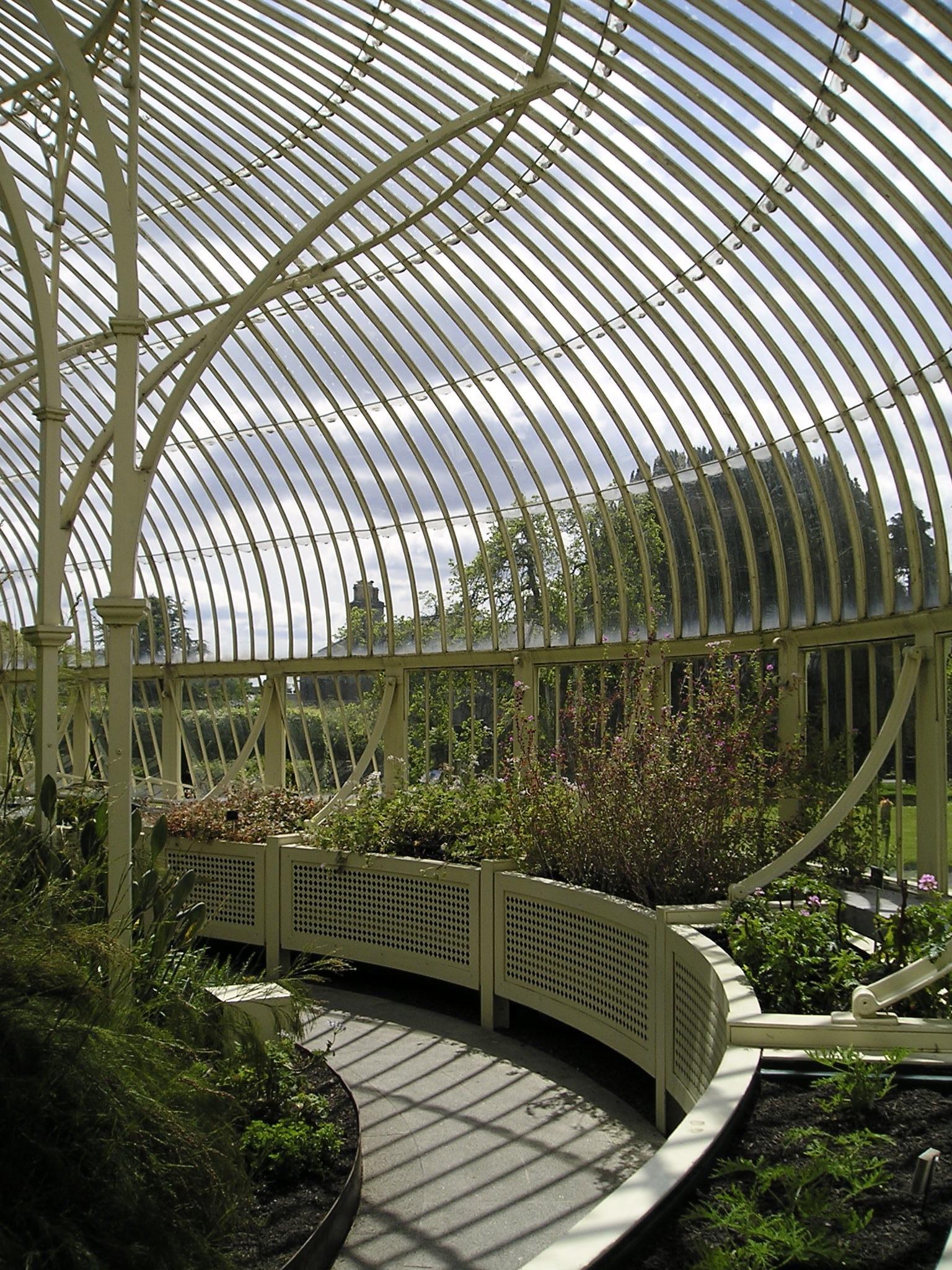 Family Hiatus: Sunday Drive: National Botanic Gardens Glasnevin
